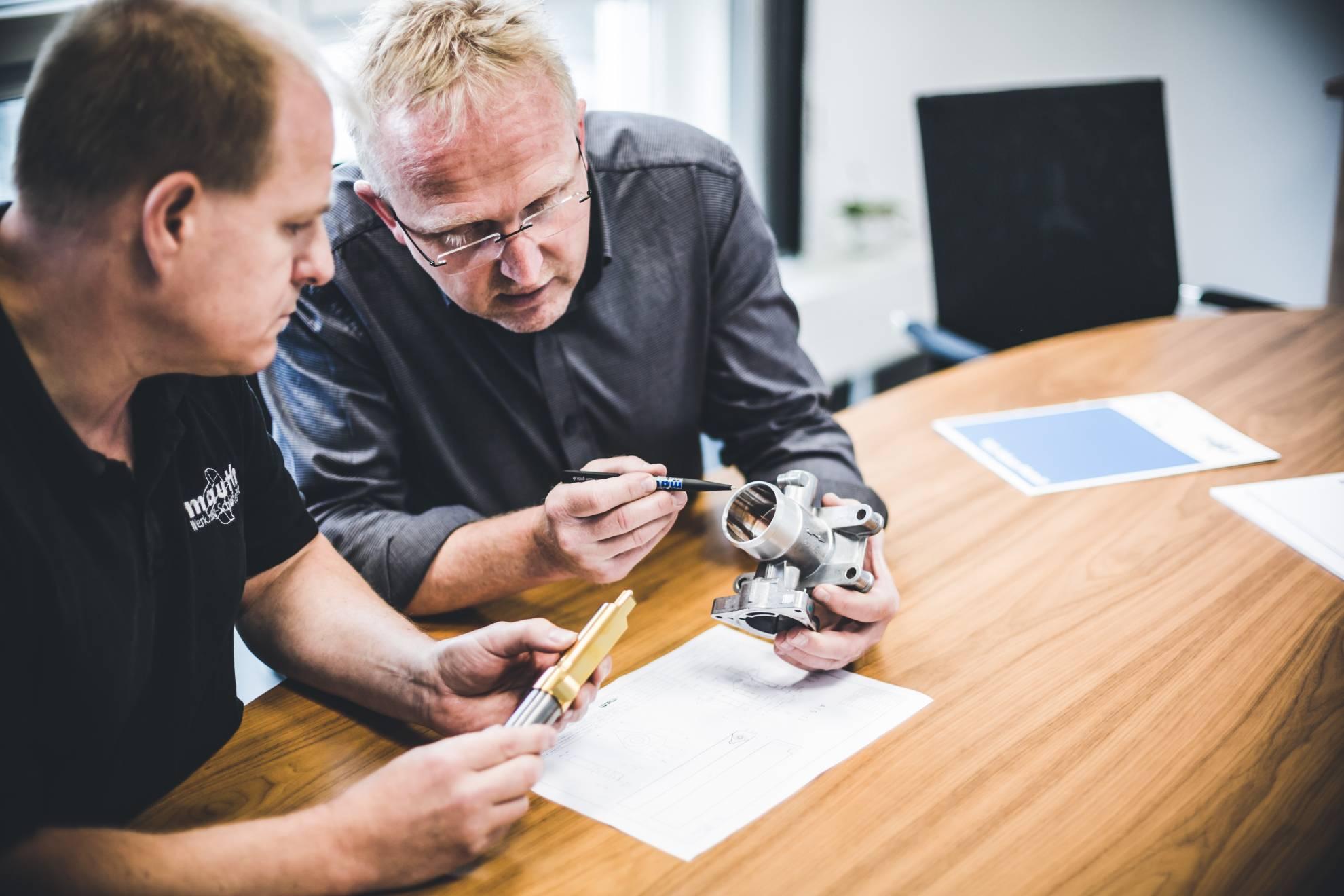 Mauth GmbH - Werkzeughersteller für Unternehmen in Deutschland und weltweit