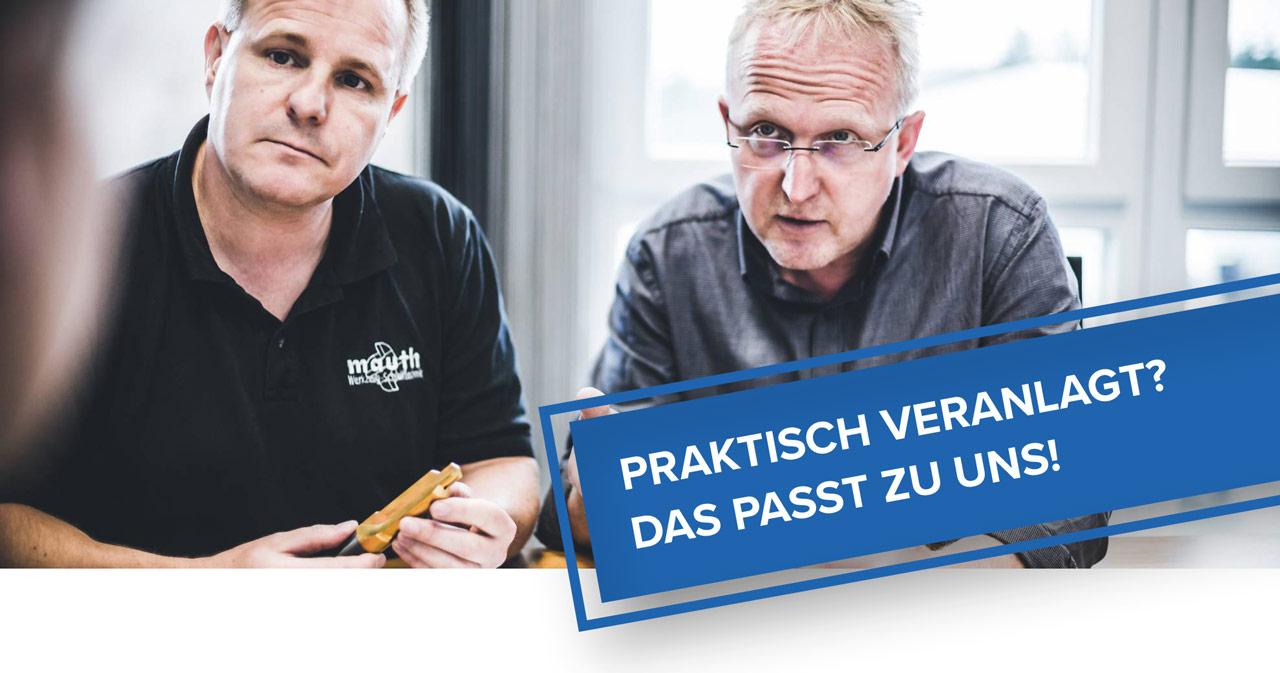 Mauth GmbH Jobs - Kaufmännische Kraft